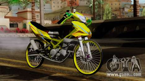 Jupiter Mx Drag v1 for GTA San Andreas