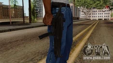 Original HD MP5 for GTA San Andreas third screenshot