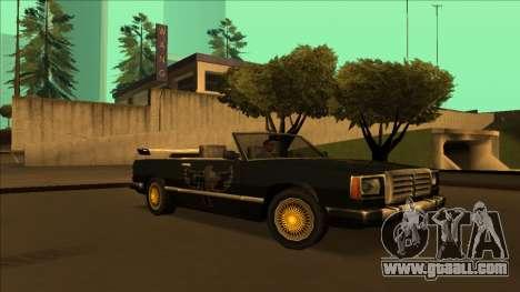 FreeShow Feltzer for GTA San Andreas upper view