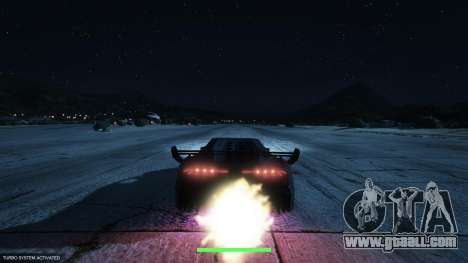 GTA 5 TurboSystemV (Ultra Nitro) 1.5.4 third screenshot