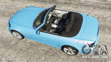 GTA 5 Honda S2000 back view