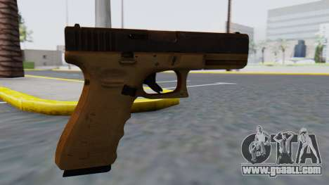 Glock 17 for GTA San Andreas third screenshot
