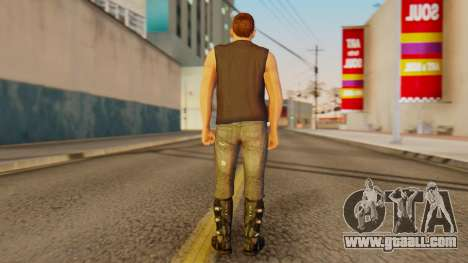 [GTA5] The Lost Skin1 for GTA San Andreas third screenshot