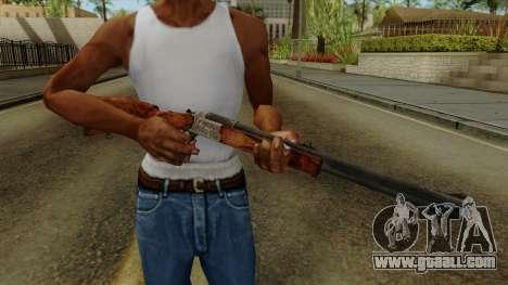 Original HD Rifle for GTA San Andreas third screenshot