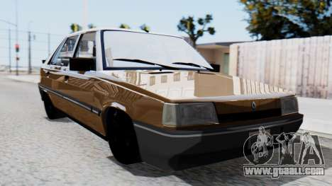 Renault 11 Tuning for GTA San Andreas