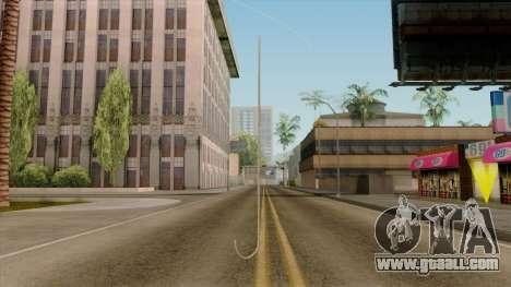Original HD Cane for GTA San Andreas second screenshot