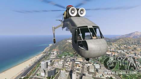 GTA 5 Aikido Free Cam fourth screenshot