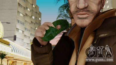 Cucumber for GTA San Andreas third screenshot