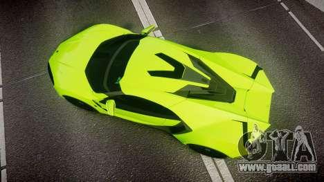 Lykan HyperSport 2014 [EPM] for GTA 4 right view