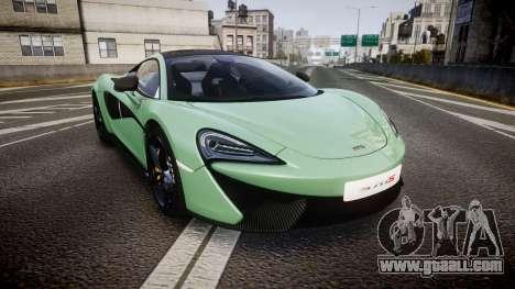 McLaren 570S 2015 rims2 for GTA 4