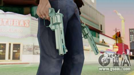 Colt Python for GTA San Andreas third screenshot