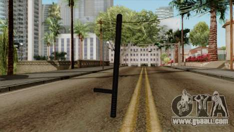 Original HD Night Stick for GTA San Andreas second screenshot