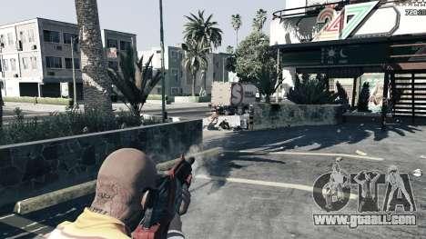 GTA 5 M-76 Revenant из Mass Effect 2 sixth screenshot