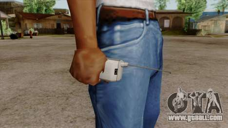 Original HD Cell Phone for GTA San Andreas third screenshot