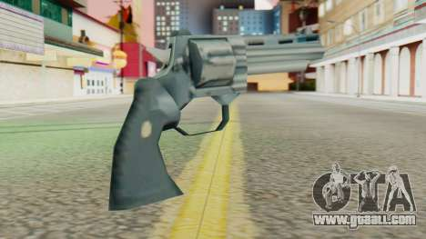 Colt Python for GTA San Andreas second screenshot