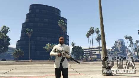 GTA 5 Battlefield 3 G36C v1.1 second screenshot