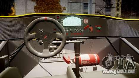 Radical SR8 RX 2011 [30] for GTA 4 back view