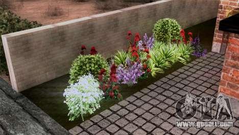 CJs New Brick House for GTA San Andreas forth screenshot