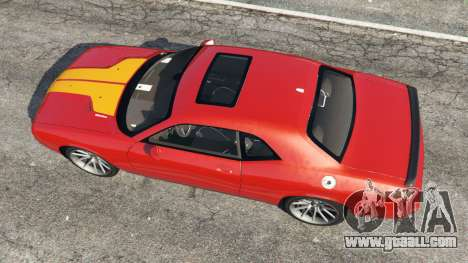 Dodge Challenger SRT8 2009 v0.1 [Beta] for GTA 5