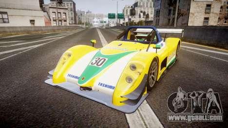 Radical SR8 RX 2011 [30] for GTA 4