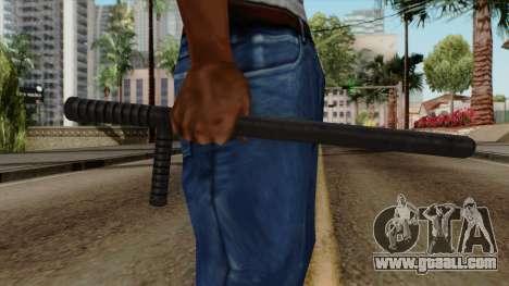 Original HD Night Stick for GTA San Andreas third screenshot