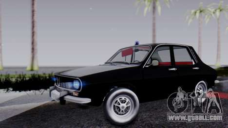 Dacia 1301 Securitate for GTA San Andreas