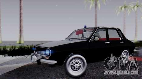 Dacia 1301 Securitate for GTA San Andreas
