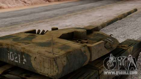 T-95 from Arctic Combat for GTA San Andreas