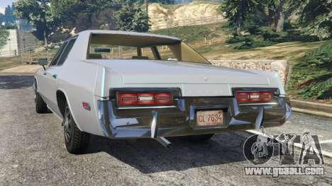 Dodge Monaco 1974 [Beta] for GTA 5