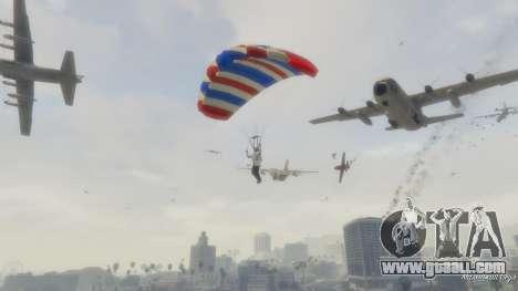 GTA 5 Angry Planes second screenshot