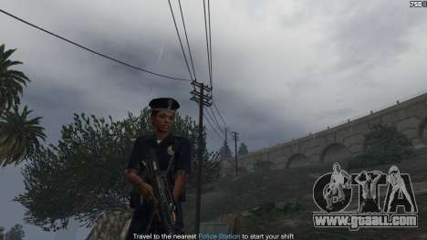 GTA 5 PoliceMod 2 2.0.2 ninth screenshot