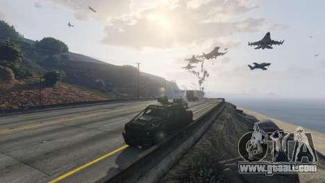 GTA 5 Angry Planes seventh screenshot