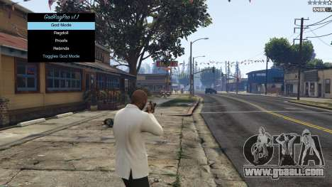 GTA 5 GodRagPro 1.1 third screenshot