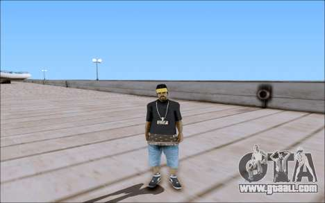 Los Santos Vagos Skin Pack for GTA San Andreas