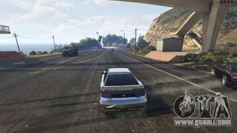 GTA 5 Spontaneous Chaos 0.08 third screenshot