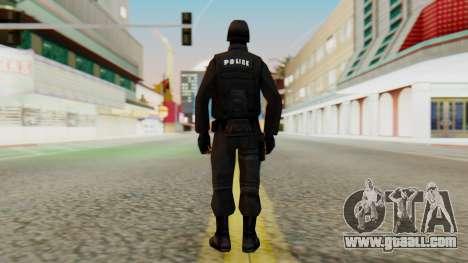 Modified SWAT for GTA San Andreas third screenshot