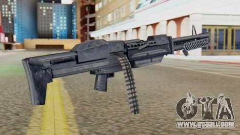 M60 for GTA San Andreas second screenshot