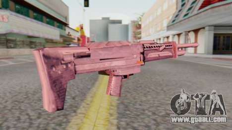 M60 SA Style for GTA San Andreas second screenshot