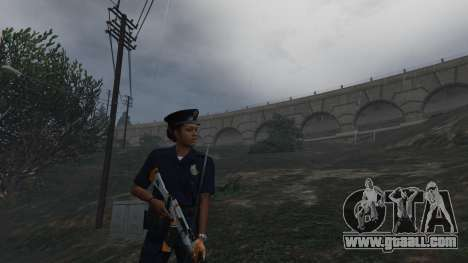 GTA 5 PoliceMod 2 2.0.2 eighth screenshot