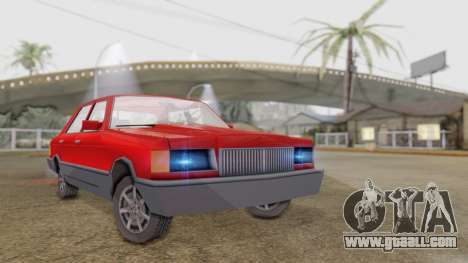 GS Wolhabend for GTA San Andreas