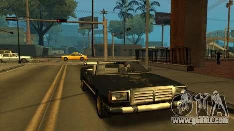 FreeShow Feltzer for GTA San Andreas