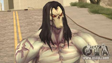 Death from Skyrim for GTA San Andreas