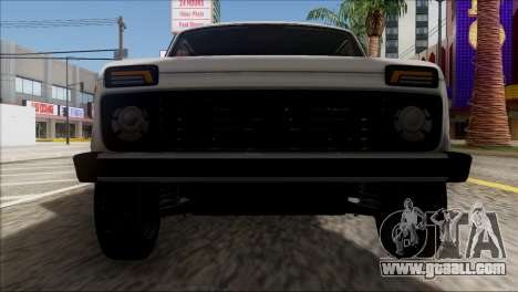 VAZ 2121 Niva BUFG Edition for GTA San Andreas side view