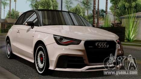 Audi A1 Quattro Clubsport for GTA San Andreas