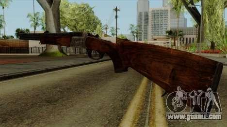 Original HD Rifle for GTA San Andreas second screenshot