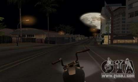 Lamppost Lights v3.0 for GTA San Andreas third screenshot