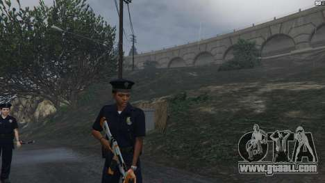 GTA 5 PoliceMod 2 2.0.2 seventh screenshot