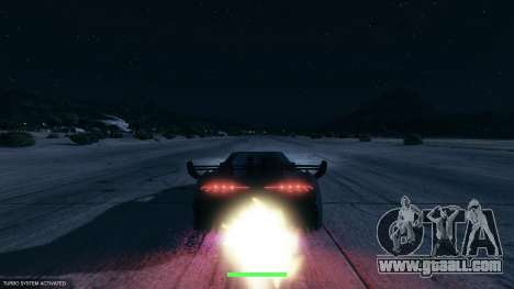 GTA 5 TurboSystemV (Ultra Nitro) 1.5.4 fourth screenshot