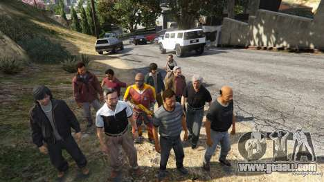 Farnsworths Assassinations and Bodyguards 0.81 for GTA 5