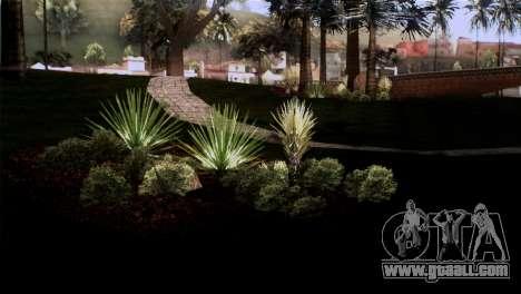 New textures Skate Park for GTA San Andreas second screenshot
